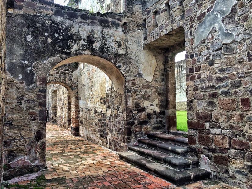 La belleza del abandono, Ex convento de Tecali,Puebla.