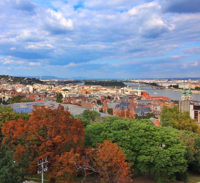 Budapest y regreso acasa.